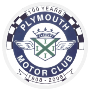 Plymouth Motor club Logo